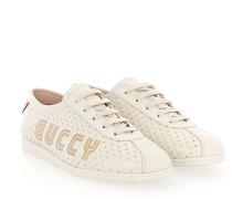 Sneaker 0G270 Leder weiss Guccy-Print Biene