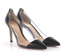 Pumps Plexi 85 Leder