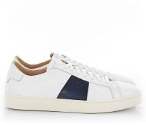 Sneaker 20456 Leder weiß