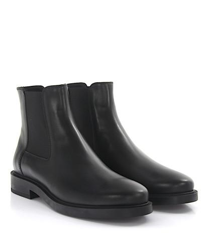 Chelsea Boots P0V830 Glattleder Stretch