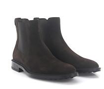 Chelsea Boots A00P20 Veloursleder