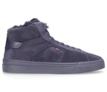 Sneaker high 21557 Veloursleder