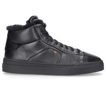 Sneaker high 21557 Kalbsleder