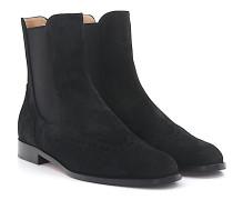 Chelsea Boots 7641 Veloursleder