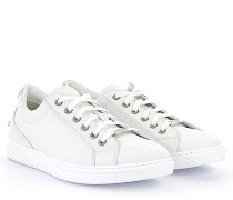 Sneaker Cash Low Top Leder Sternennieten