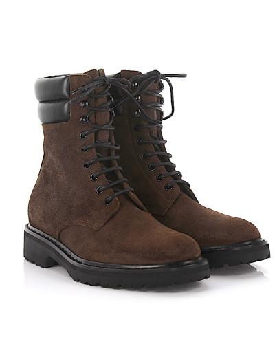 Stiefeletten Boots Trekker 25 Pad Top Veloursleder