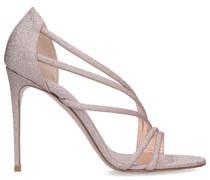 Sandalen SCARLET 90 Glitter