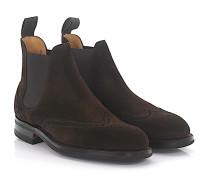 Chelsea Boots NEWBURY Veloursleder Goodyear Welted