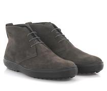 Stiefeletten Boots Polacco Veloursleder