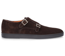 Monk Schuhe 15506 Wildleder
