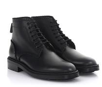 Stiefeletten Boots WILLIAM 20 Leder Flechtdetails