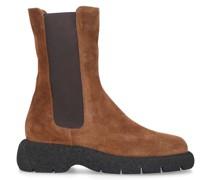 Chelsea Boots 9440 Veloursleder