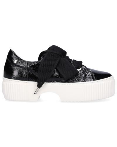Sneaker low 925095 Kalbsleder Laminiert