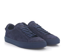 Sneaker Low Veloursleder