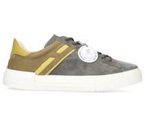 Sneaker low H526 Veloursleder