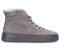 Sneaker high KUBA Nubukleder