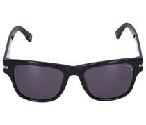 Sonnenbrille D-Frame 044106 Acetat schwarz