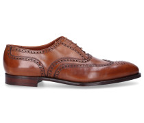 Businessschuhe Oxford CLIFFORD Kalbsleder Lochmuster