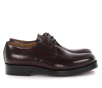 Businessschuhe Derby Janosch K Cordovan bordeaux