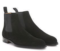 Chelsea Boots LINGFIELD Veloursleder Goodyear Welted