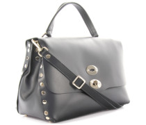 Handtasche Schultertasche Postina M Silk Leder