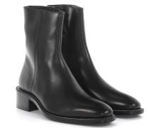 2 Ankle Boots Gentlemen Leder
