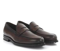 Loafer F0Q920 Leder