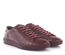 Sneaker Low SL/06 Leder bordeaux