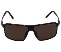 Sonnenbrille Wayfarer 8650 B Titan Acetat Schildkröte