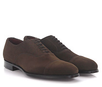 Oxford Lonsdale Veloursleder Goodyear Welted
