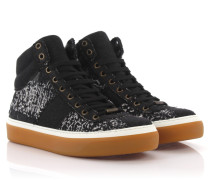 Sneakers High Belgravi Denim finished