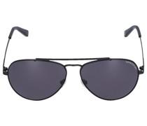 Sonnenbrille Aviator 254106 Metall