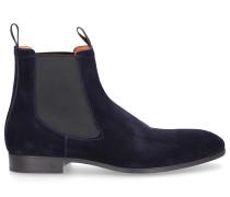 Chelsea Boots 13414 Veloursleder dunkel