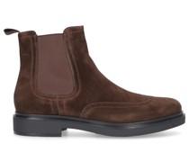 Chelsea Boots 17855 Veloursleder