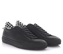 Sneaker Low Urban Street Leder weiß