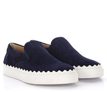 Sneakers Slip On Ivy Veloursleder