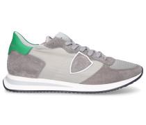 Sneaker low TRPX MONDIAL Veloursleder Textil Logo
