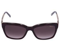 Sonnenbrille Wayfarer 212S 09ZB Metall gold