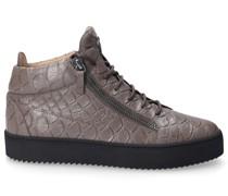Sneaker high KRISS Kalbsleder