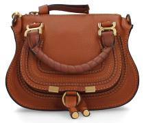 Handtasche MARCIE MINI XS Kalbsleder logo