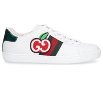 Sneaker low NEW ACE APPLE Kalbsleder Logo