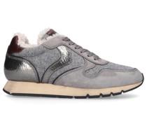 Sneaker low JULIA Nubukleder