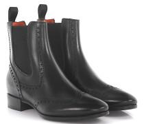 Stiefeletten Boots Budapester 55204 Leder
