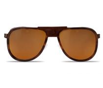 Polarisierende Sonnenbrille GLACIER Acetat Edelstahl