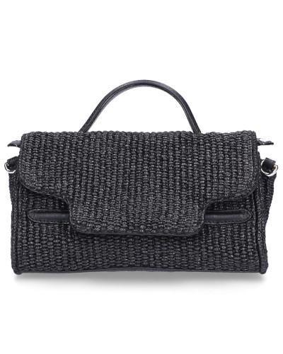 Handtasche NINA BABY Baumwolle Logo