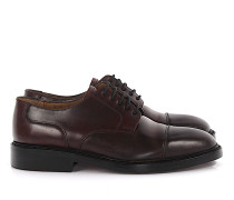 Businessschuhe Derby Cordovan