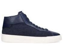 Sneaker high 21585 Kalbsleder