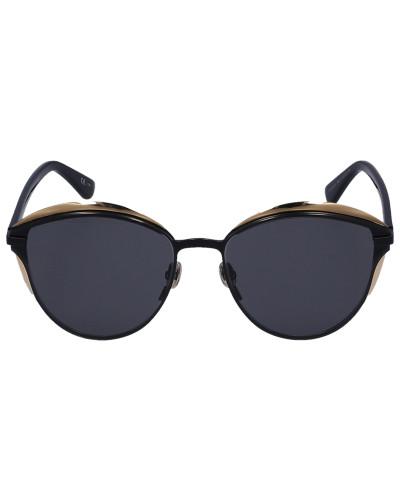 Sonnenbrille Cat Eye MURMUR Acetat schwarz