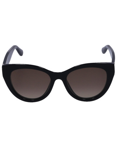 Sonnenbrille Cat Eye CHANA 087HA Acetat schwarz