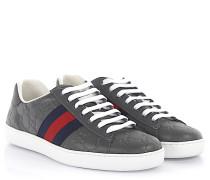 Sneaker Ace Low Top Leder -Prägung -Webdetails
